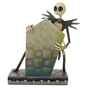 Tim Burton's The Nightmare Before Christmas: Jack Skellington Figurine by Jim Shore