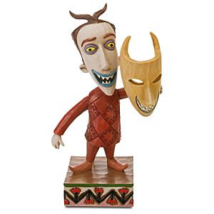 Tim Burtons The Nightmare Before Christmas: Lock Figurine by Jim Shore