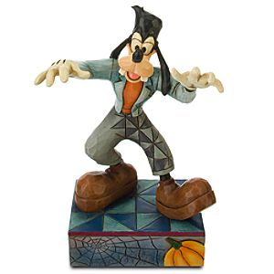 Zombie Goofy Figurine by Jim Shore