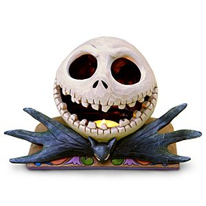 Jack Skellington Tealight by Jim Shore