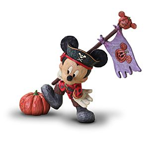 Mickey Mouse Ahoy, Matey Figure by Jim Shore