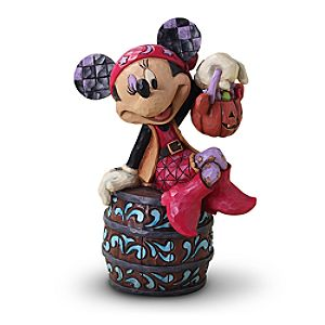 Minnie Mouse Boo-Caneers! Figure by Jim Shore