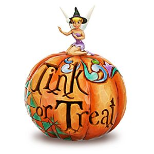 Tinker Bell Jack OLantern by Jim Shore