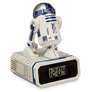 R2-D2 Digital Clock - Star Wars
