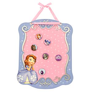 Sofia Magnetic Memo Board
