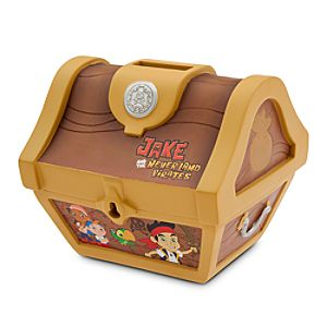 Jake and the Never Land Pirates Coin Bank
