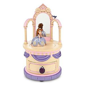 Sofia Jewelry Box