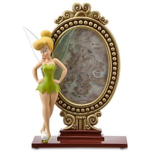 Disney Store 25th Anniversary Classic Tinker Bell Photo Frame -- 4 x 6