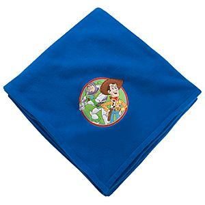 Personalizable Fleece Throw Toy Story Blanket