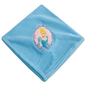Cinderella Fleece Throw - Personalizable