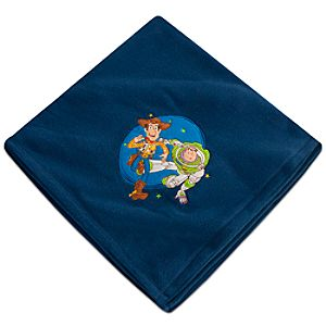 Toy Story Fleece Throw - Personalizable