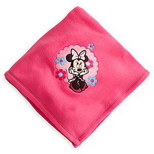 Minnie Mouse Throw - Personalizable