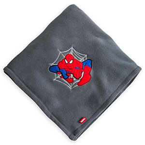 Spider-Man Fleece Throw - Personalizable