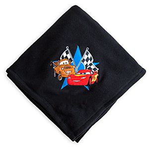 Cars Fleece Throw - Personalizable