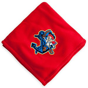 Jake Fleece Throw - Personalizable