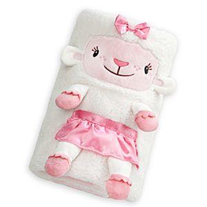 Lambie Character Blanket - Doc McStuffins