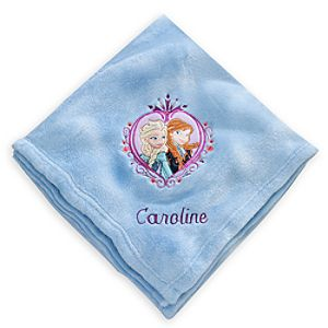 Frozen Throw Blanket - Personalizable