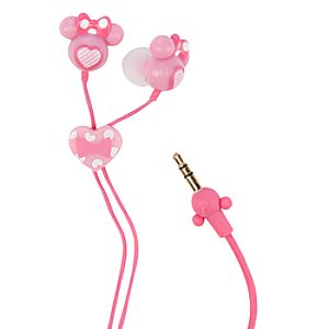 Minnie Mouse Earbuds