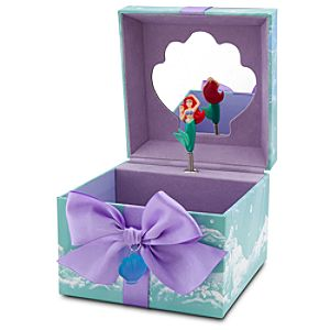 Disney Princess Ariel Jewelry Box