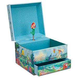 Ariel Jewelry Box