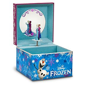 Frozen Jewelry Box
