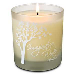 Imagination Winter Disney Store Candle