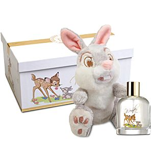 Wonder Disney Store Linen Spray and Scented Thumper Plush Gift Set -- 2-Pc.