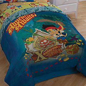 Jake and the Never Land Pirates Comforter - Twin