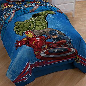 Avengers bedding tktb - Avengers bedroom ...