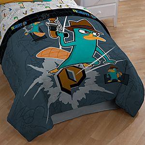 Agent P Twin Comforter