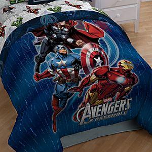 Avengers Assemble Comforter
