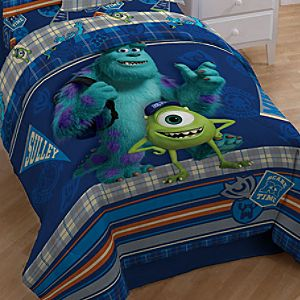 Monsters University Comforter