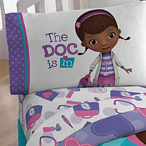 Doc McStuffins Sheet Set - Twin/Full