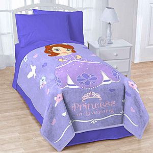 Sofia Fleece Throw