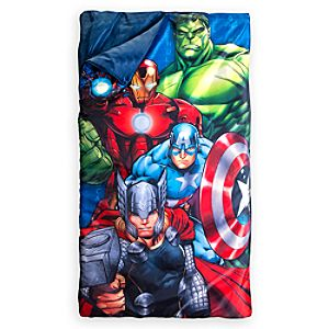 Avengers Assemble Sleeping Bag