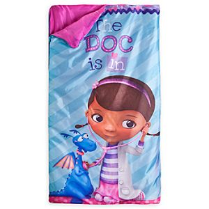 Doc McStuffins Sleeping Bag