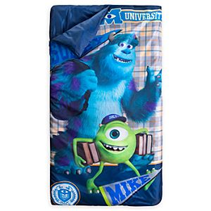 Monsters University Sleeping Bag