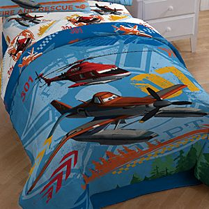 Planes: Fire & Rescue Comforter Set - Twin/Full