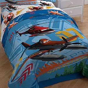 Planes: Fire & Rescue Comforter Set - Twin/Full