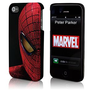 The Amazing Spider-Man iPhone 4 Case -- Mask