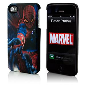 The Amazing Spider-Man iPhone 4 Case -- Webshooter