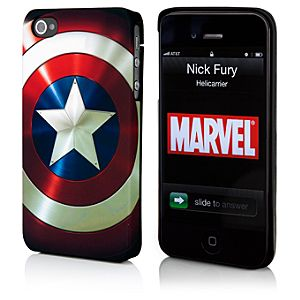 Captain America iPhone 4 Case
