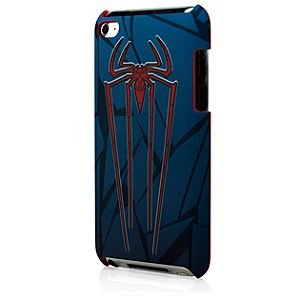 The Amazing Spider-Man iPod Touch (4th Gen.) Case -- Icon
