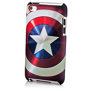 Captain America iPod Touch (4th Gen.) Case