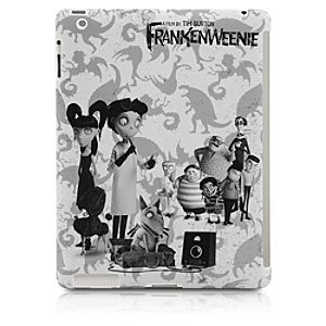 Victor and Sparky iPad 3 Case - Frankenweenie