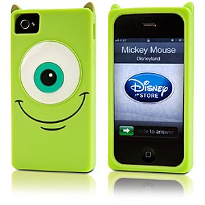 Mike Wazowski iPhone 4/4S Case - Monsters, Inc.