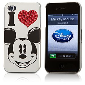 Mickey Mouse iPhone 4/4S Case