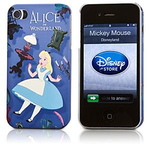 Alice in Wonderland iPhone 4/4S Case