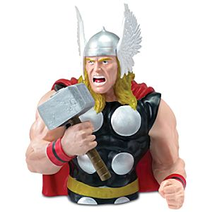 The Mighty Thor Bust Bank
