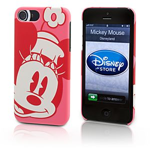Minnie Mouse Portrait iPhone 5 Case